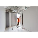 Placas de Gesso Drywall